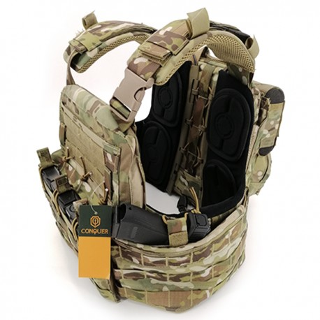CHALECOS Y CHEST RIG